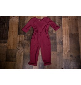 Mabel and Honey Sugar Plum Jumpsuit