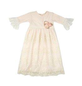 Haute Baby Peach Blush Gown
