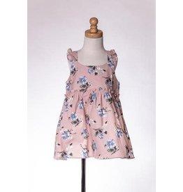 MLKids Blush Floral Tunic