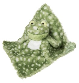 Mary Meyer Fizzy Frog Character Blanket
