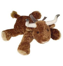 Mary Meyer Bubba Longhorn Flip Flop Plush