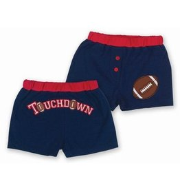 Beartington Baby Collection Touchdown Diaper Cover