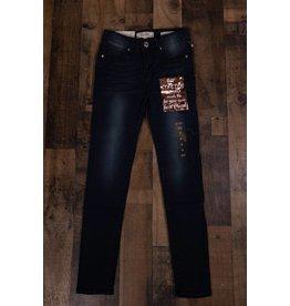Jessica Simpson Dark Denim BFF Stretch Jeans