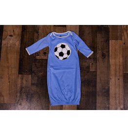 Hey Day! Powder Blue Soccer Gown