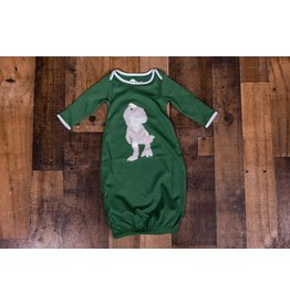 Hey Day! Green Dinosaur Gown