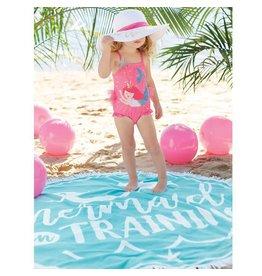 Mud Pie Mermaid Beach Blanket