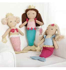 Mud Pie Mermaid Doll