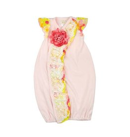 Haute Baby Polly's Picnic Gown