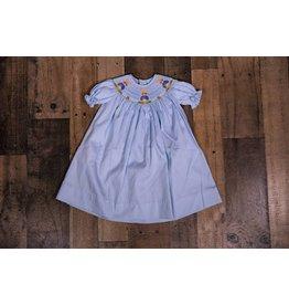 Remember Nguyen Blue Bunny Bishop Dress