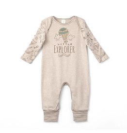 Tesa Babe Little Explorer Onesie