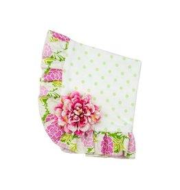 Haute Baby Summer Blooms Blanket