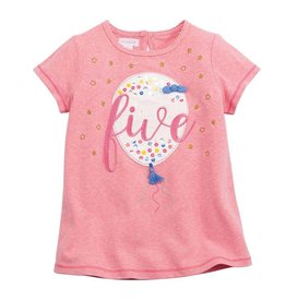 Mud Pie Five Birthday Shirt 5T