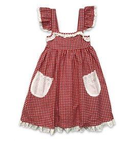 Mustard Pie Strawberry Isadora Dress