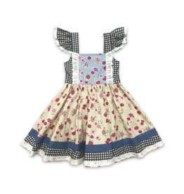 Mustard Pie Strawberry Fields Ashton Dress
