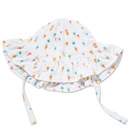 Angel Dear Ice Cream Sunhat (0-12M)