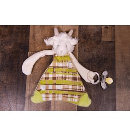 Maison Chic Billy the Goat Pacifier Blanket