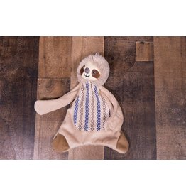Maison Chic Speedy the Sloth Pacifier Blanket
