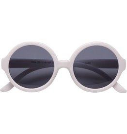 Teeny Tiny Optics Olive Little Kids Round Sunglasses