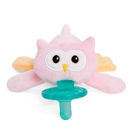 WubbaNub Pink Owl WubbaNub