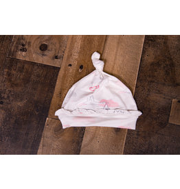 Angel Dear Pink New Arrivals Knotted Beanie