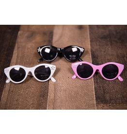 Teeny Tiny Optics Audrey Baby Cateye With Bling Sunglasses