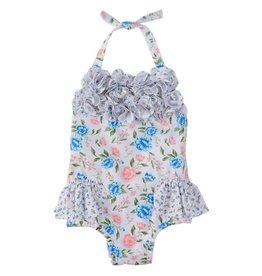 Mud Pie Floral Swimsuit