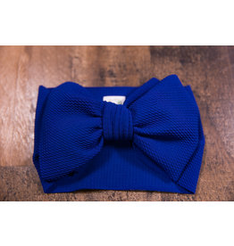 Stevie J's Royal Chandelier Textured Headwrap Baby