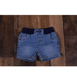 Noruk Light Denim Bermuda Shorts