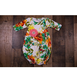 She Bloom Charlotte Gown with Bow