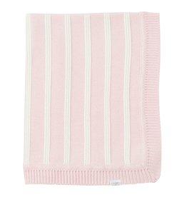 Mud Pie Stripe Blanket