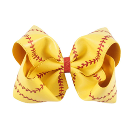 Leather Sport Bow