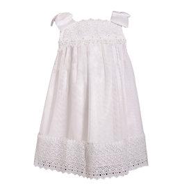 Bonnie Jean Ivory Lace and Chiffon Dress