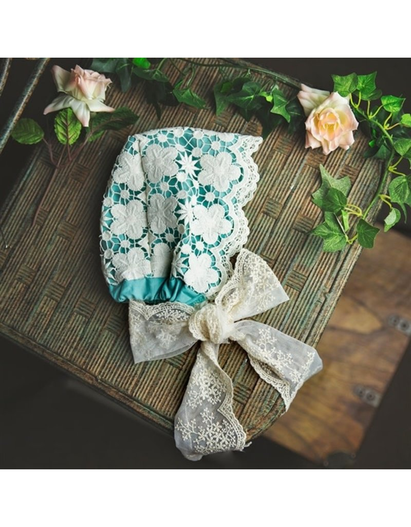 Haute Baby Nora Heirloom Bonnet