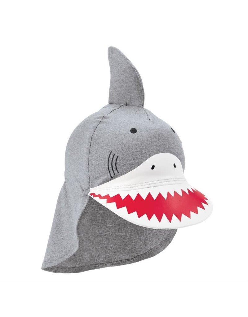 Mud Pie Shark Swim Hat