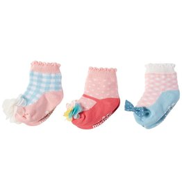 Mud Pie FarmHouse Girl Sock Set