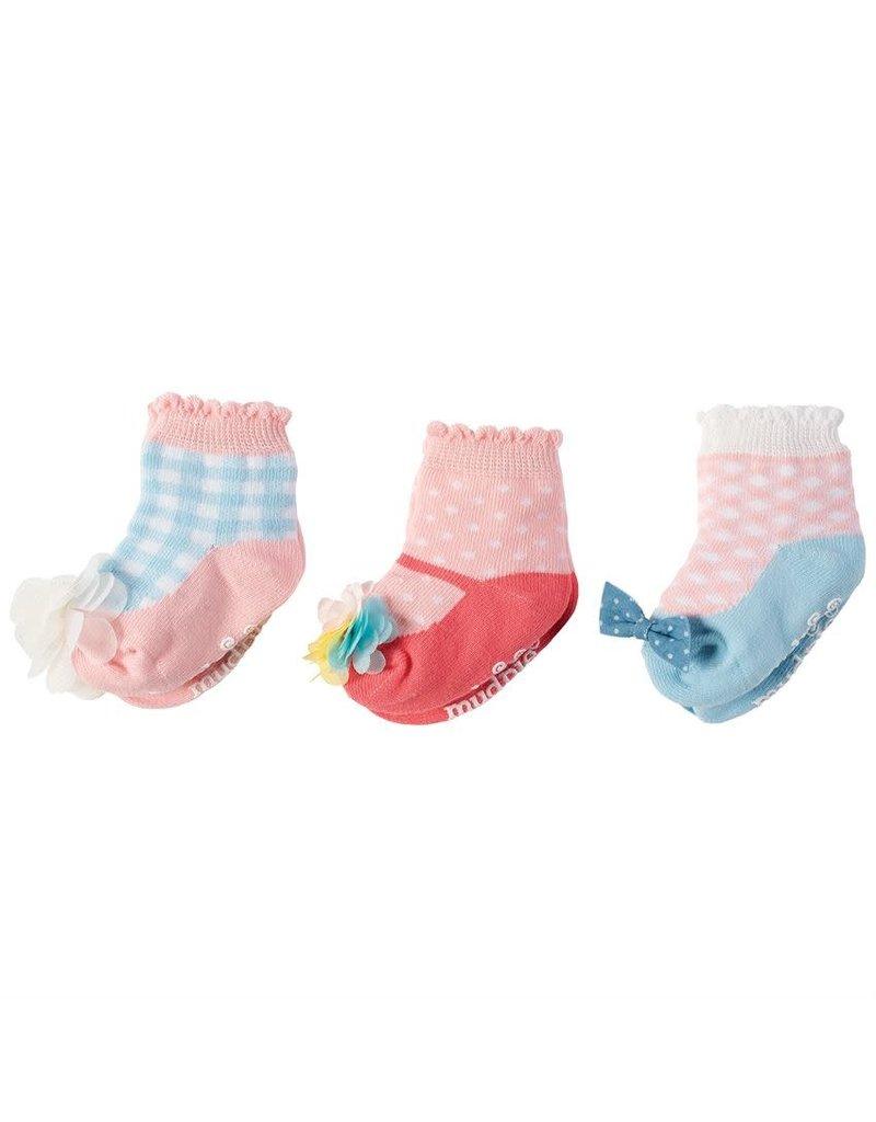 Mud Pie FarmHouse Girl Sock Set