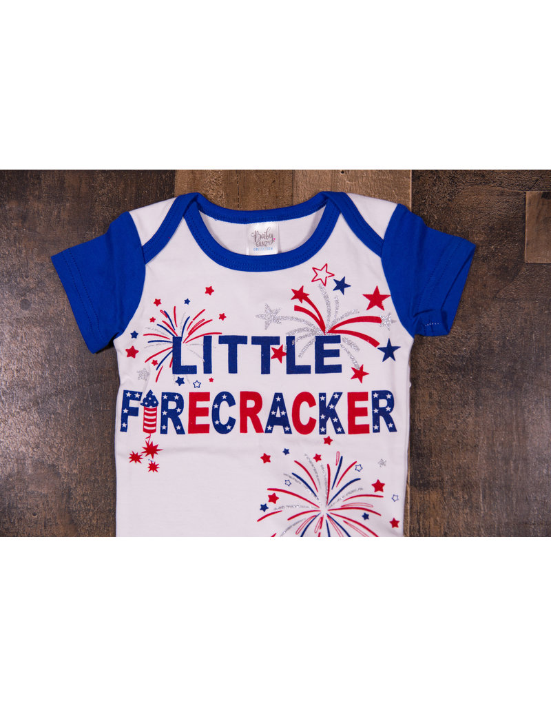 Ganz Little Firecracker Onesie