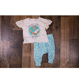 Jessica Simpson Respect Our Mother 2 pc Set