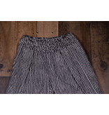 Haven Girl Black/White Striped Gemma Pant