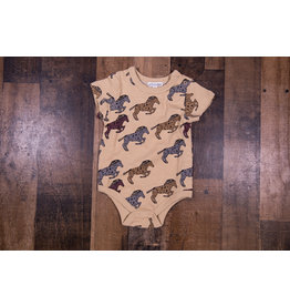 Art & Eden Racing Horse Onesie