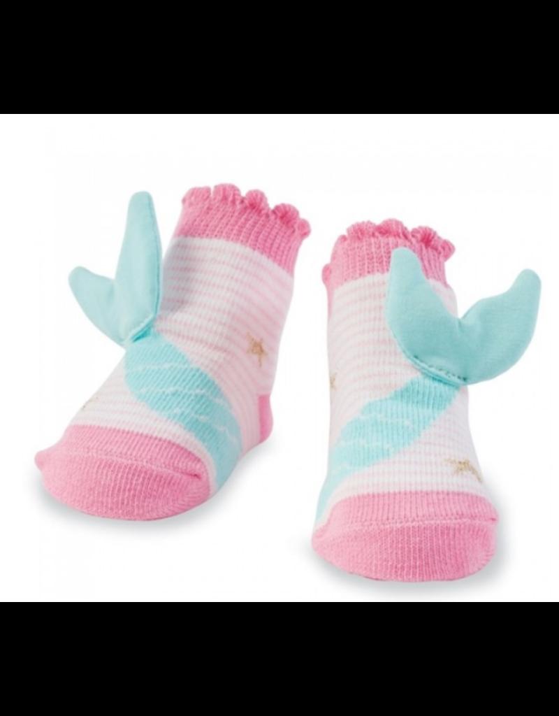 Mud Pie Mermaid Socks