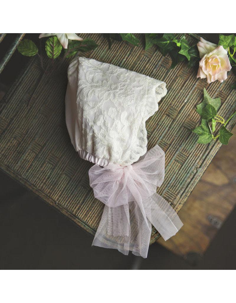 Frilly Frocks Elouise Bonnet