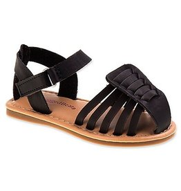 Rugged Bear Girls' Closed Toe Sandal