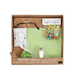 Mud Pie Easter Bunny Evidence Kit