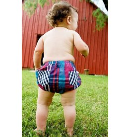 Rugged Butts Casey Plaid Bloomer