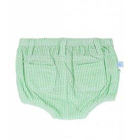 Rugged Butts Green Seersucker Bloomer
