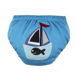 Ganz Sail Boat Diaper Cover
