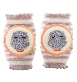 Crawlings Mulberry Owl Knee Pad