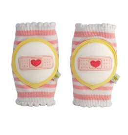 Crawlings Heart Bandaid Knee Pad