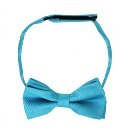 Rugged Butts Bright Blue Bow Tie